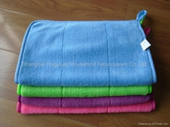 coral fleece hand towel