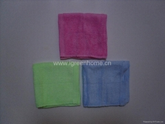 wood fiber cleaning cloth
