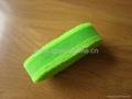 green sponge scourer