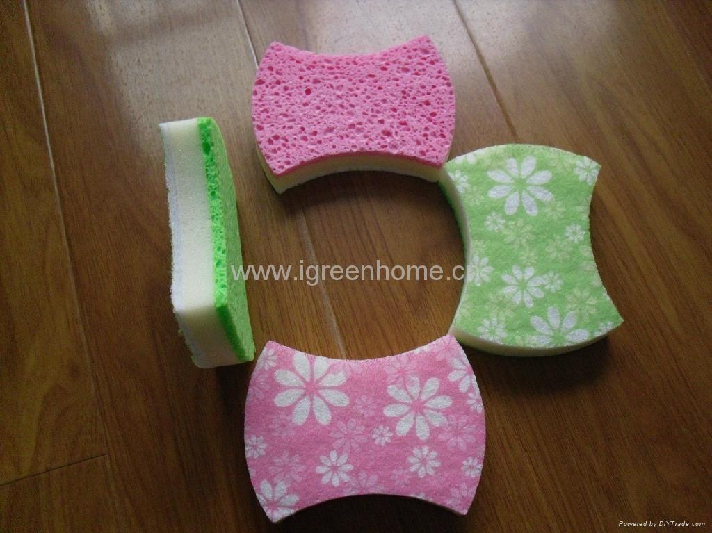 printed cellulose sponge 3
