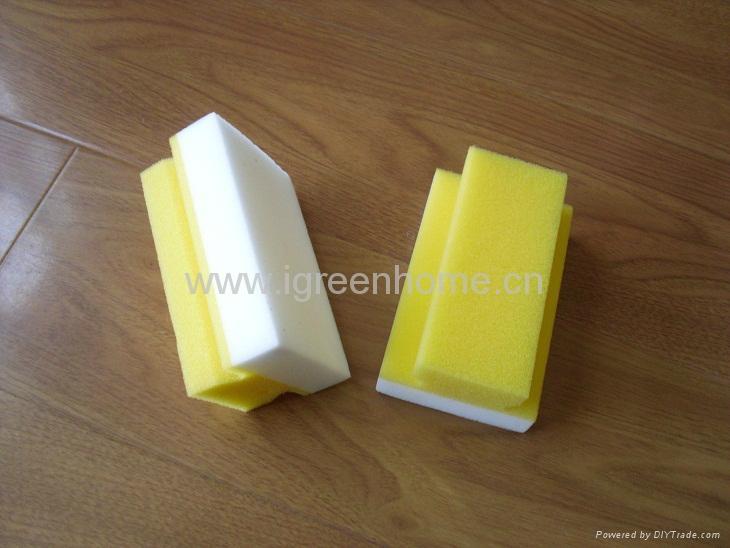 melamine sponge with grip 3