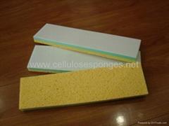 cellulose sponge mop pad