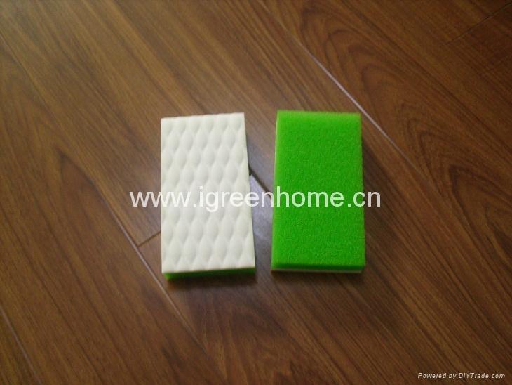 magic cleaning sponge pad 2