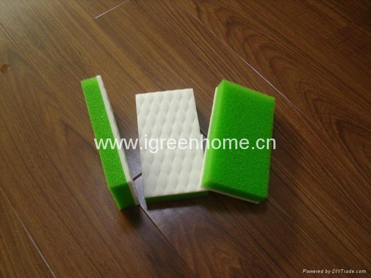 magic cleaning sponge pad