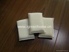 bamboo fiber sponge