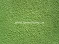 microfiber polishing wipe