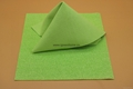 coated microfiber cloth