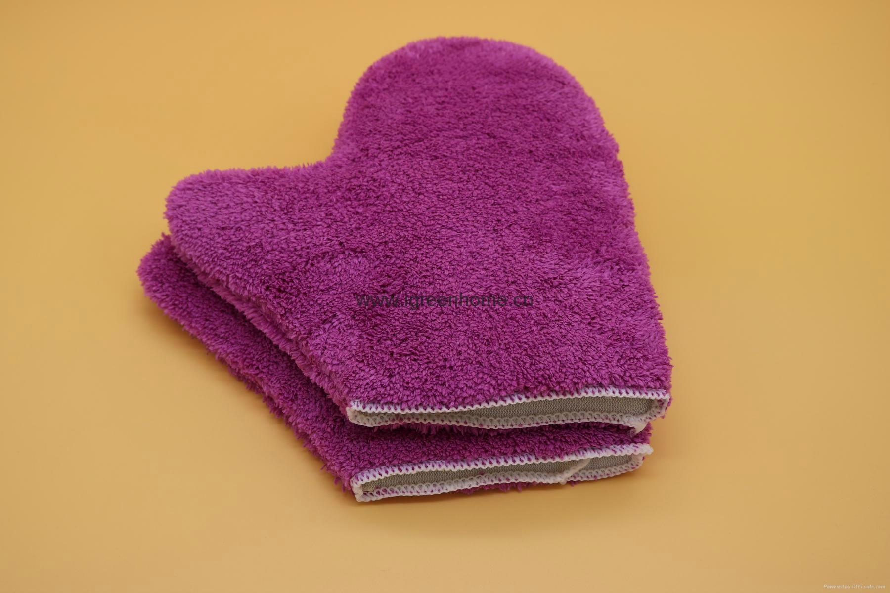 microfiber cleaning glove 5