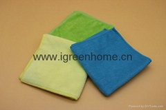 microfiber cleaning towe