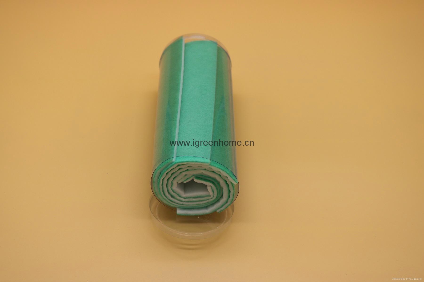 melamine sponge cloth 3