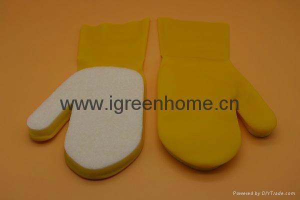 household latex glove 1