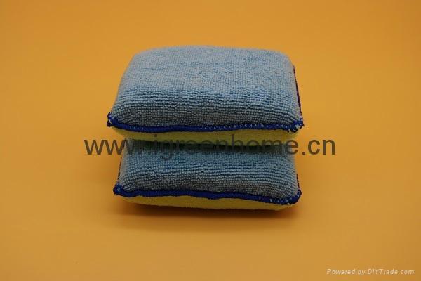 car cleaning sponge pad 2
