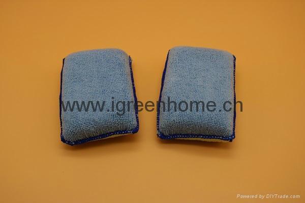 car cleaning sponge pad 3
