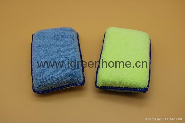 car cleaning sponge pad 4