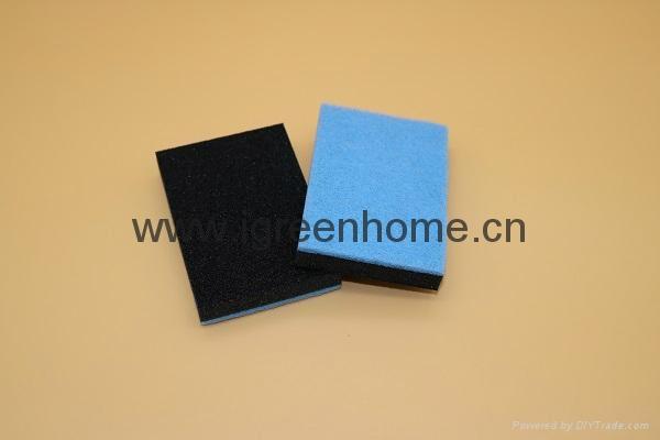 colorful sanding sponge  1