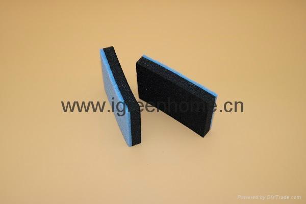 colorful sanding sponge  2