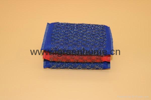 kitchen scouring sponge pad 1