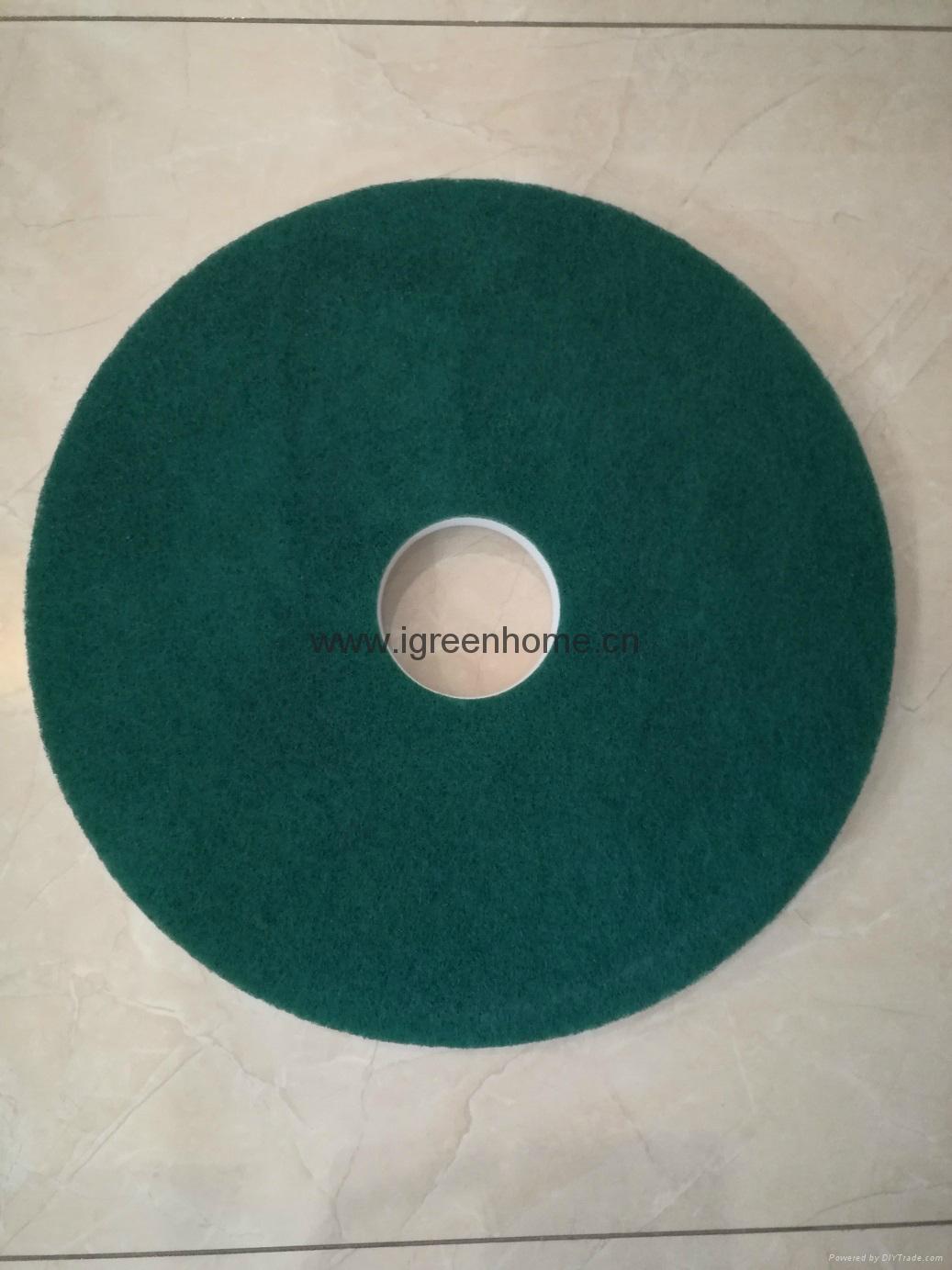 melamine sponge polishing disc 2