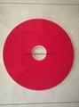 melamine sponge polishing disc 4