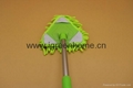 corner cleaning microfiber adjustable AL handle mop