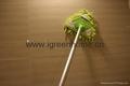 corner cleaning microfiber adjustable AL handle mop 2