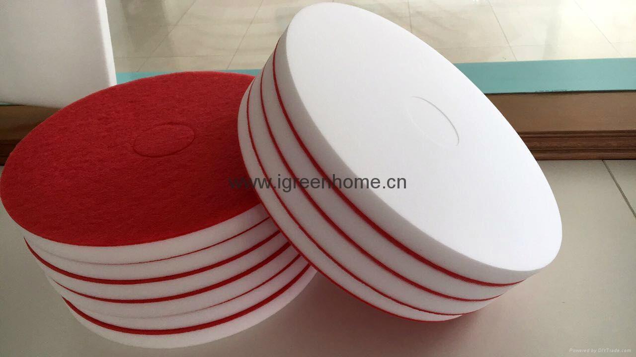 melamine sponge grinding disc