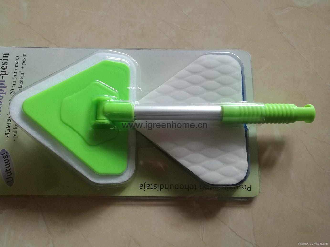 melamine sponge cleaning mop 1