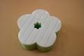 new soft flower sponge scourer 2