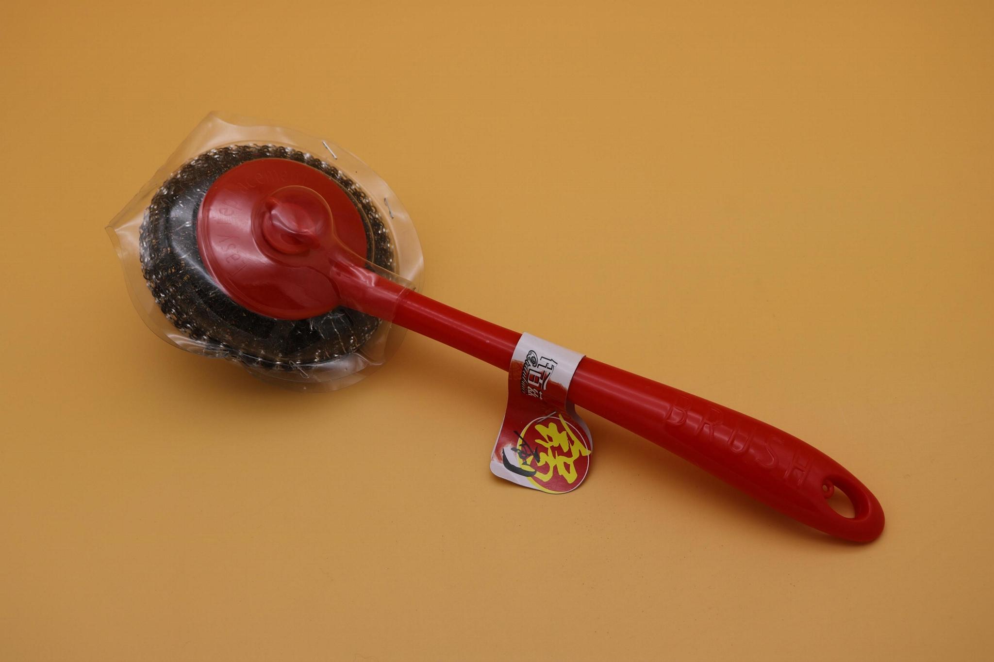 iron pan cleaning brush 2
