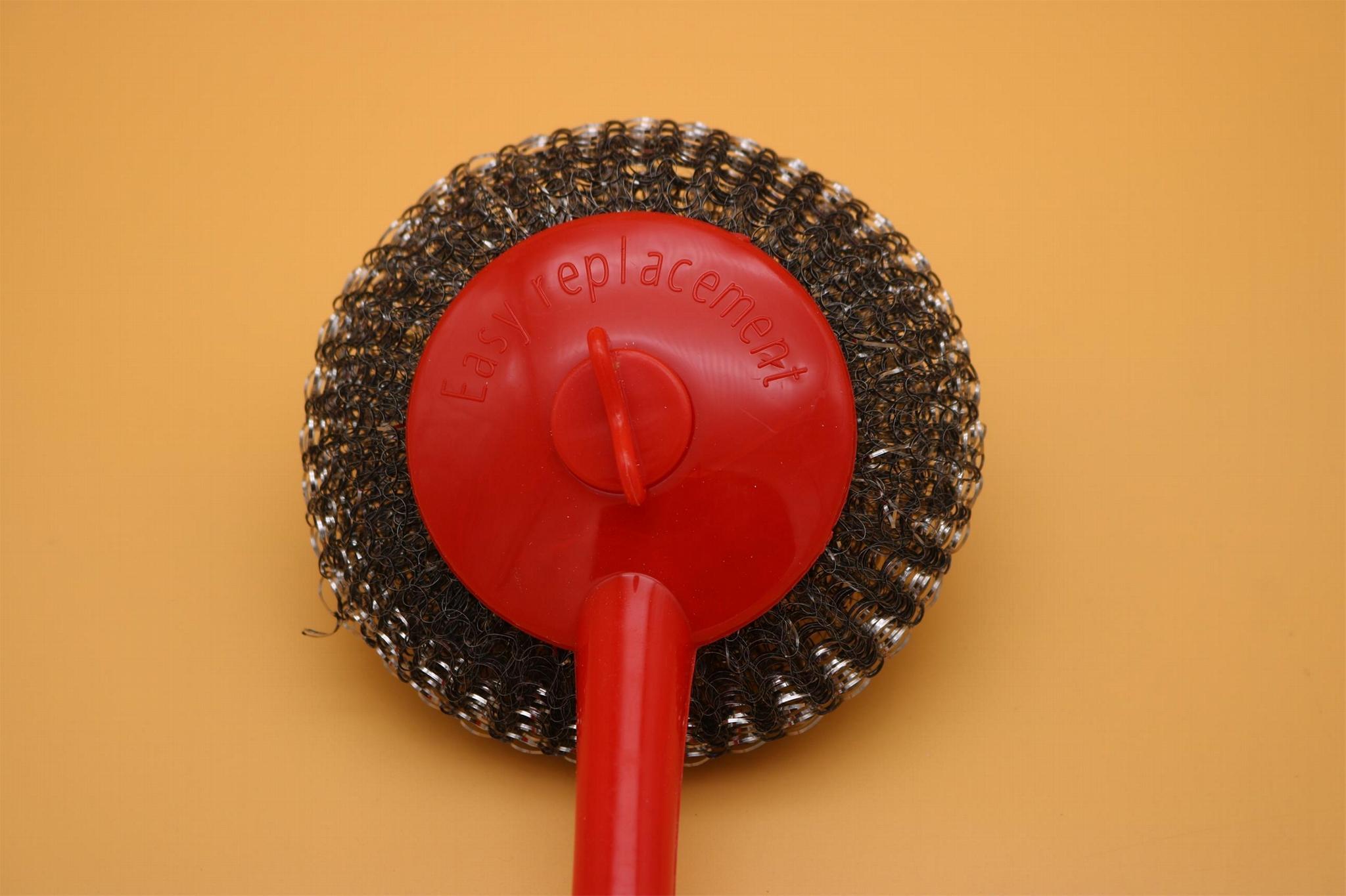 iron pan cleaning brush 4