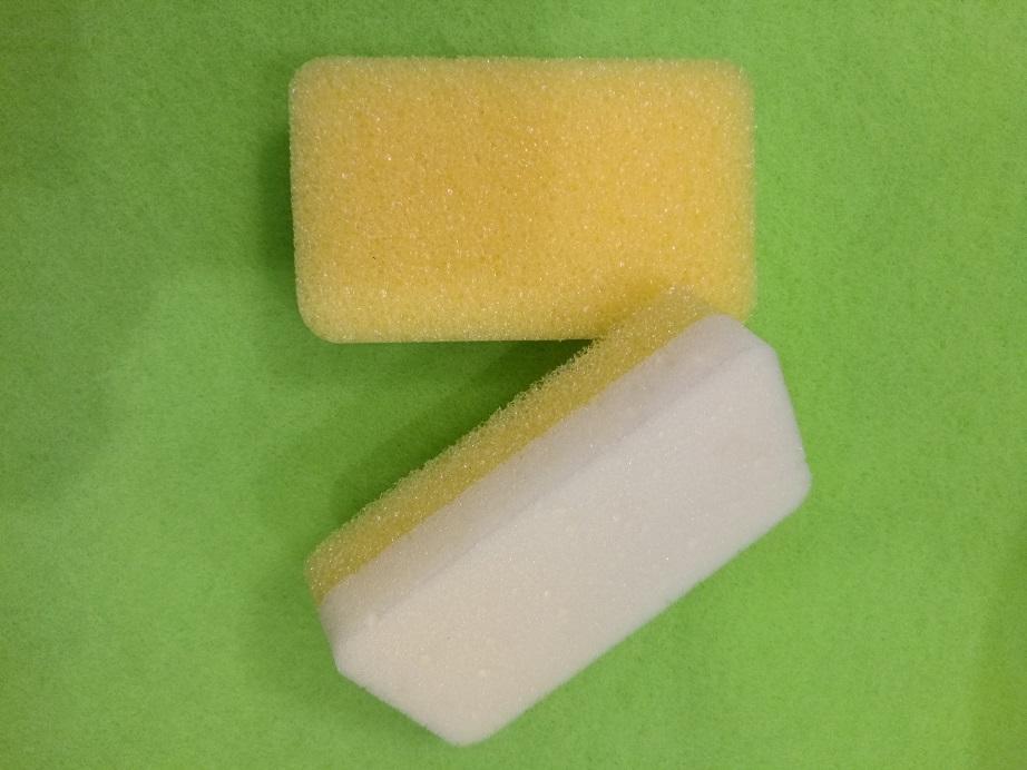 melamine sponge pad 1