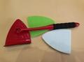 melamine sponge cleaning brush