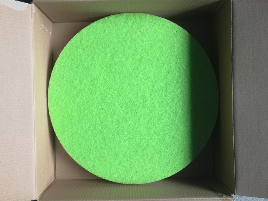 high density melamine sponge sanding pad 2