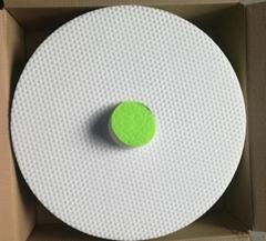 high density melamine sponge sanding pad