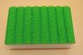 melamine sponge back with stripe sponge