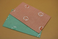 kitchen cleaning non woven cloth
