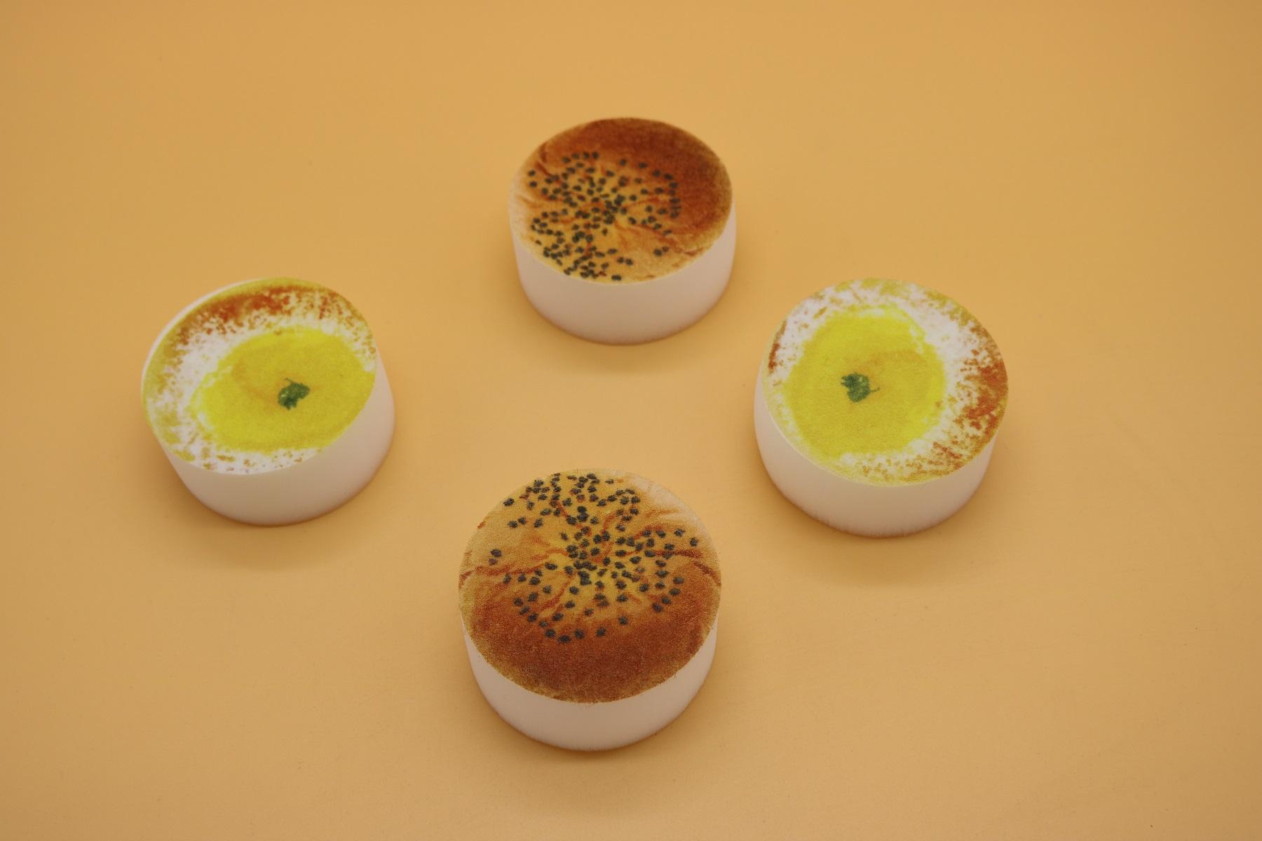 fruit cleaning eraser sponge 1