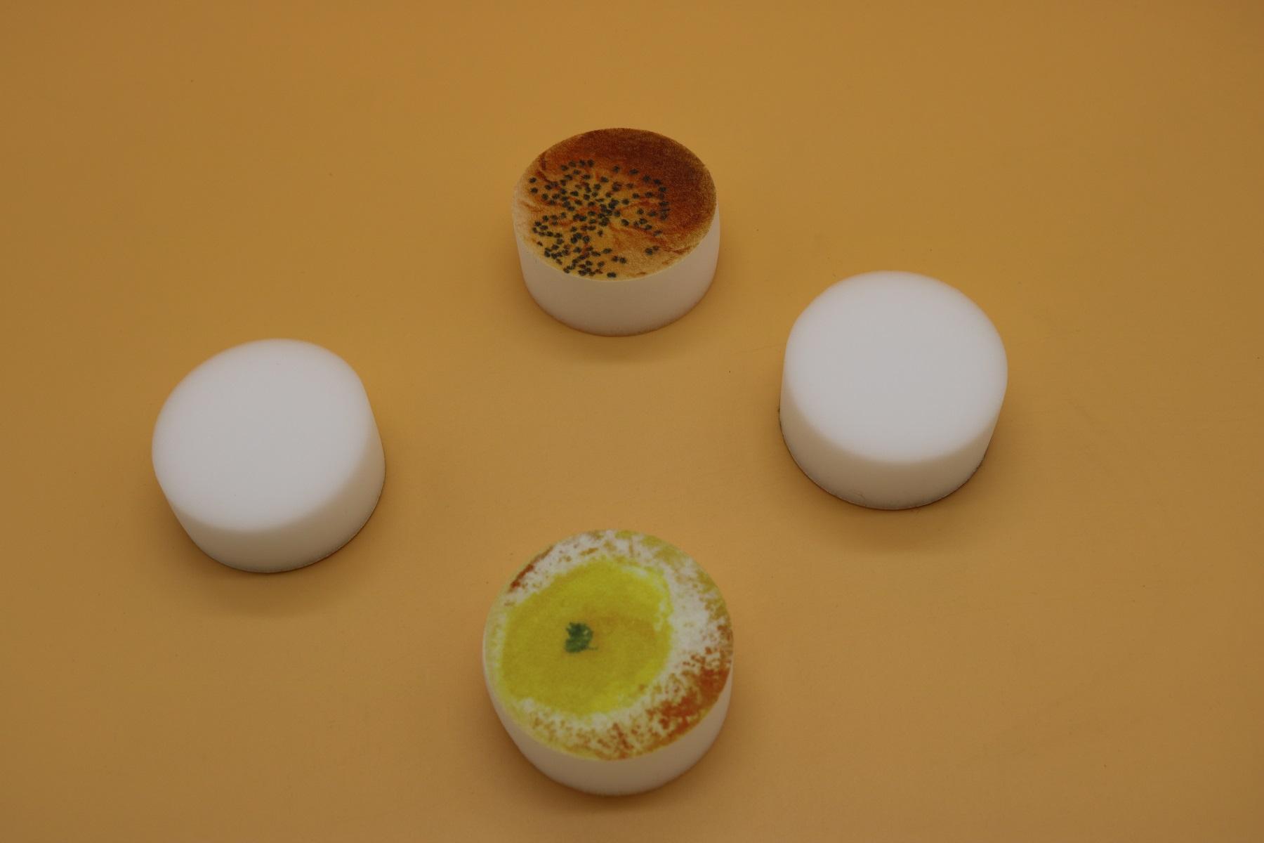 fruit cleaning eraser sponge 3