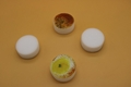 fruit cleaning eraser sponge