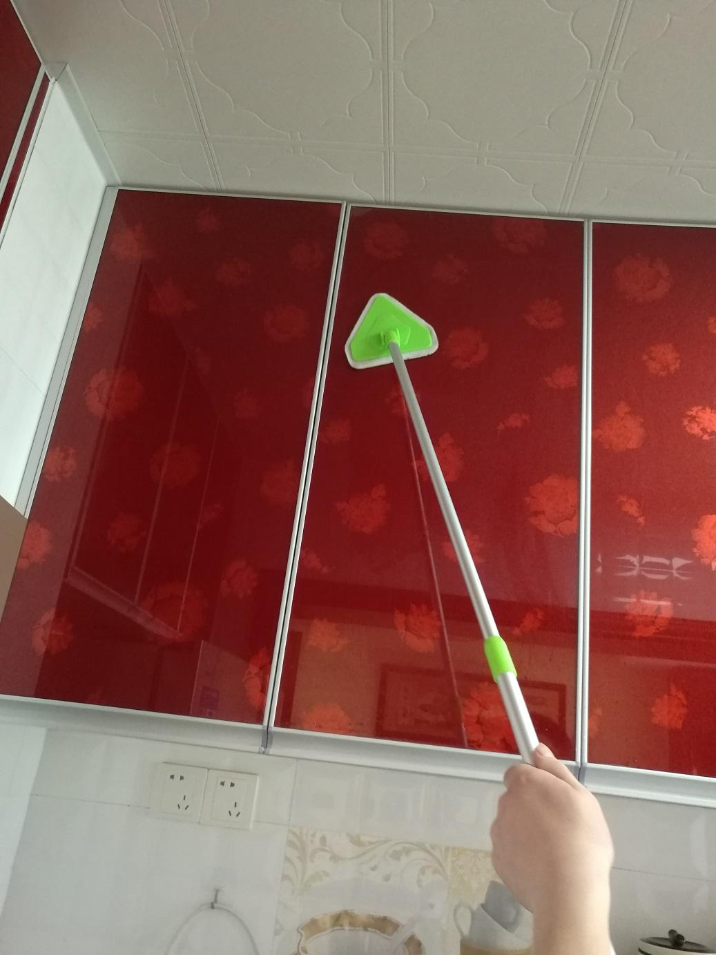melamine sponge wall cleaning mop 1