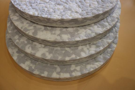melamine sponge polishing disc pad