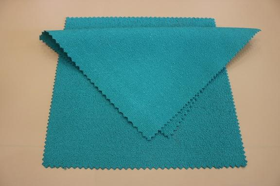 coated microfiber cleaning cloth 1