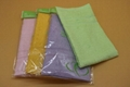 bamboo fiber cleaning towel