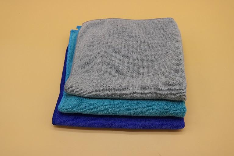 warp knitting microfiber towel 1