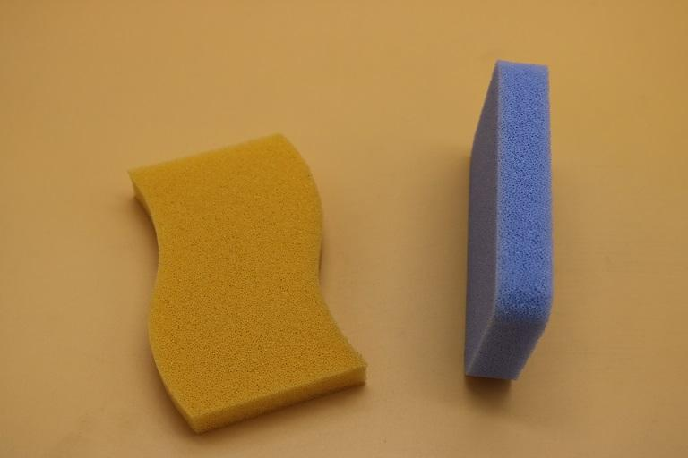 kitchen cleaning silicone sponge  1