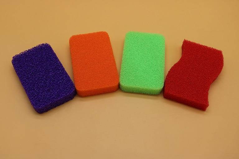household cleaning silicone sponge  1