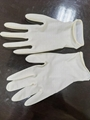 latex disposable cleaning glove