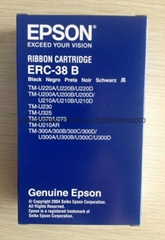 原装爱普生ERC-38B色带 ERC-38BR色带 TM-U220打印机色带