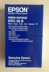 原裝愛普生ERC-38B色帶 ERC-38BR色帶 TM-U220打印機色帶