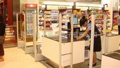 超市报警系统